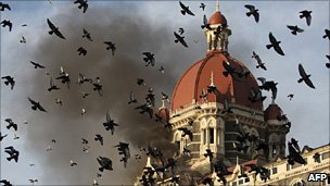 File picture of Mumbai attacks