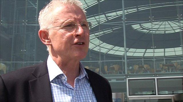 North Norfolk Lib Dem MP Norman Lamb