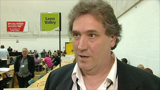 Gary Long, the leader of the Lib Dem group on Nottingham City Council