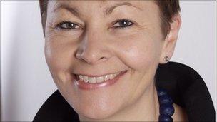 Green leader Caroline Lucas