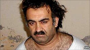 Khalid Sheikh Mohammed (2003)