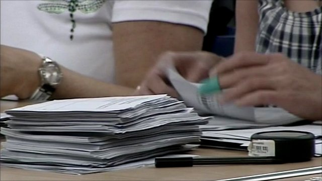 Vote counters