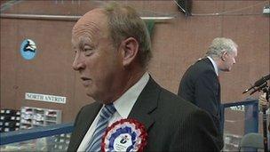 Jim Allister and Martin McGuinness