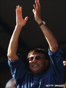 Lakshmi Mittal on April 25, 2011 in London, England.