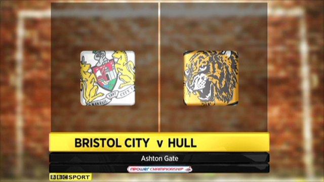 Bristol City 3-0 Hull