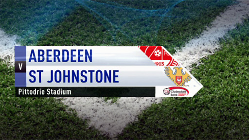 Highlights - Aberdeen v St Johnstone