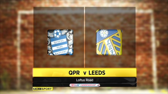Highlights - QPR 1-2 Leeds