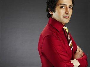 Actor Hari Dhillon