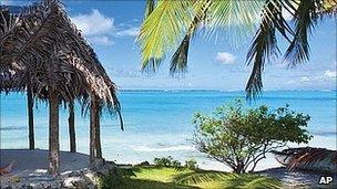 Samoa (file image)