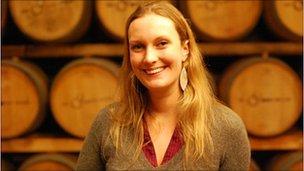 Winemaker Lysanne Tusar