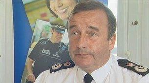 Chief Constable Martin Richards
