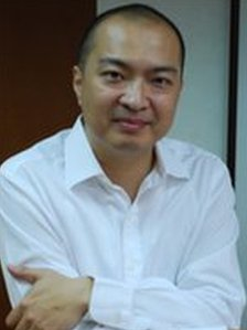 Businessman and wine collector Raymond Ting