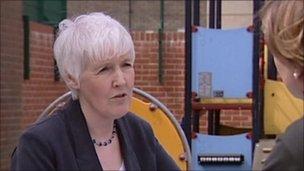 Prof Eileen Munro