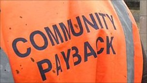 Community Payback jacket