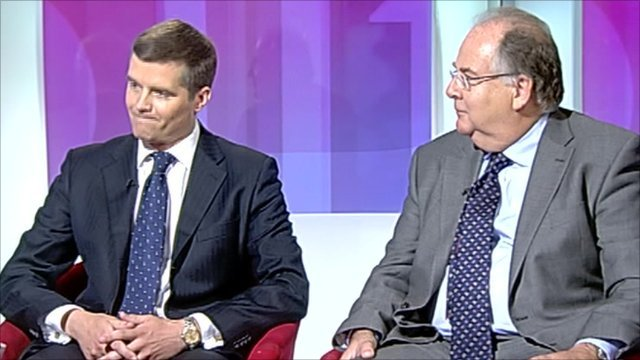 Mark Harper and Lord Falconer