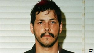 Marc Dutroux in a 1996 police hand-out picture