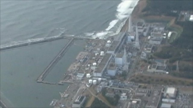 Fukushima plant
