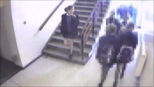 CCTV footage of Milly Dowler