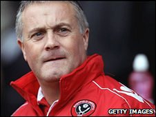 Former Sheffield United manager Micky Adams