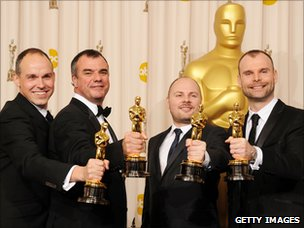 Inception Oscar win
