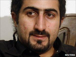 Omar Bin Laden (file image)