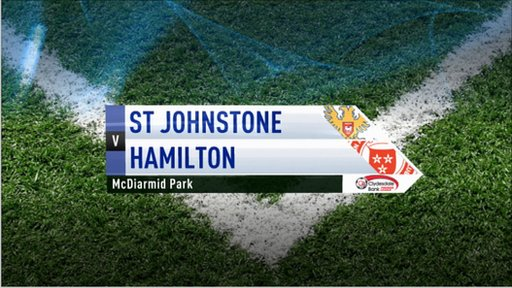 Highlights - St Johnstone v Hamilton