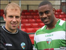 Mike Davies, Jermaine Johnson