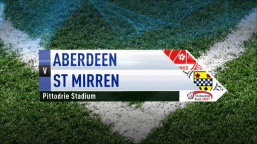 Highlights - Aberdeen 0-1 St Mirren