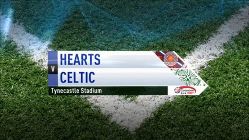 Highlights - Hearts 0-3 Celtic
