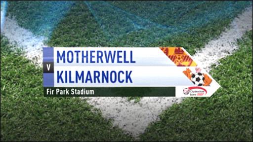 Motherwell v Kilmarnock