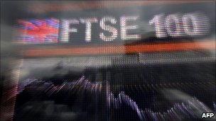 FTSE100 screen
