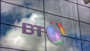 BT logo
