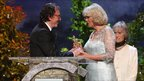 Don Black and the Duchess of Cornwall