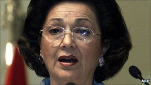 Suzanne Mubarak