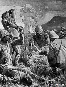 The Battle of Colenso 1899
