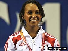 Zoe Smith at the 2010 Commonwealth Games