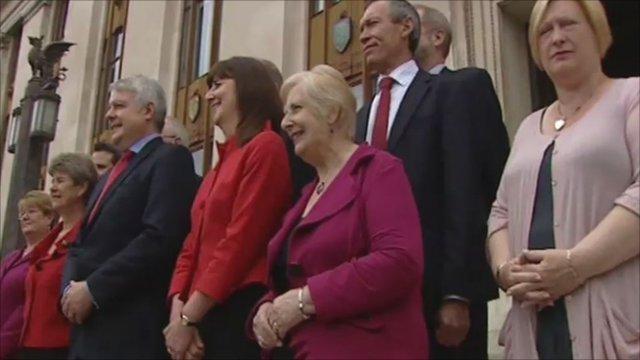 Welsh cabinet