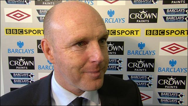 Steve Kean pleased with Blackburn Rovers' display