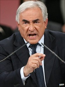 Dominique Strauss-Kahn (file pic)