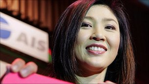 Yingluck Shinawatra (file photo)
