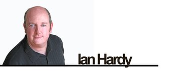 Ian Hardy