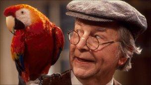 Clive Dunn in Grandad