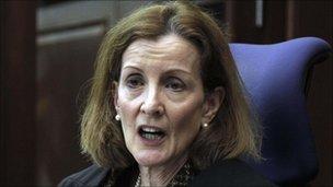Judge Melissa Jackson