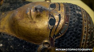 Egyptian mummy showed signs of heart disease