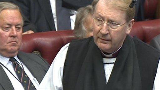 Rt Rev Michael Langrish