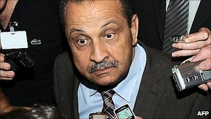 Shukri Ghanem in 2009