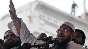 Hafiz Saeed (15 May 2011)