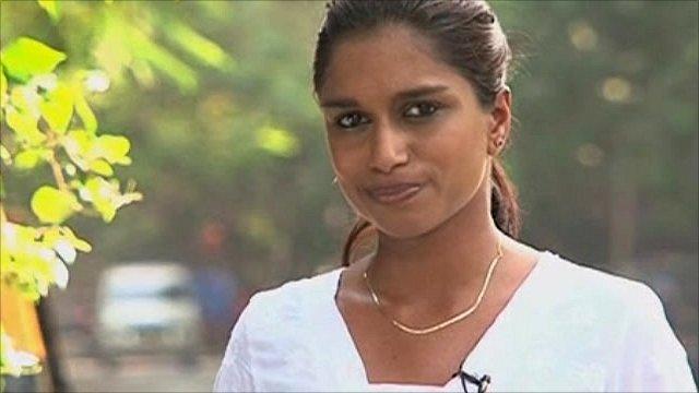 Nidhi Dutt, BBC reporter