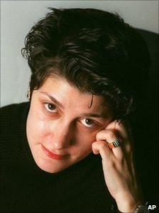 Al-Jazeera journalist Dorothy Parvaz