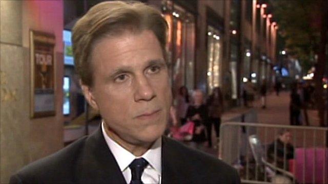 Jeffrey Shapiro, lawyer for hotel maid